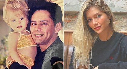'Queria tanto você aqui', diz filha de Leandro 22 anos após morte do sertanejo