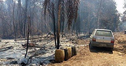 Incêndio no Parque Nacional do Monte Pascoal está controlado, diz Icmbio