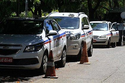 Após chacina, taxistas também querem ser ouvidos sobre insegurança no trânsito