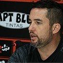 Osmar Loss avalia como positiva a atuação do Vitória contra o Atlético-GO