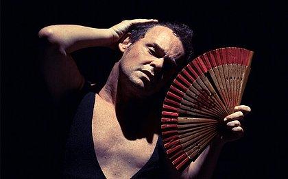 Matheus Nachtergaele atua e dirige a peça