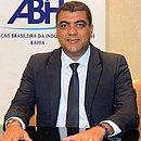 Luciano Lopes é presidente da ABIH-BA