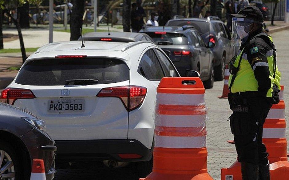 Prefeitura realizou testes rápidos na Pituba