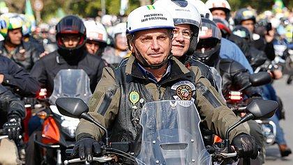'Se Bolsonaro voltar a fazer motociata, terá de pagar pela segurança', diz Doria