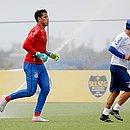 Fernando quer aproveitar chance no time de aspirantes para seguir no Bahia