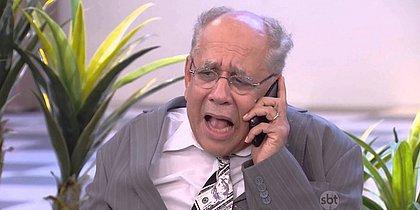 Ator que vivia político corrupto na TV terá de devolver R$ 340 mil ao TCE