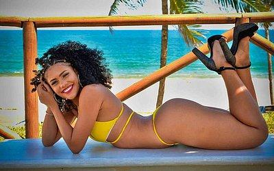 Jessie Oliveira, 21 anos, 1,69 m