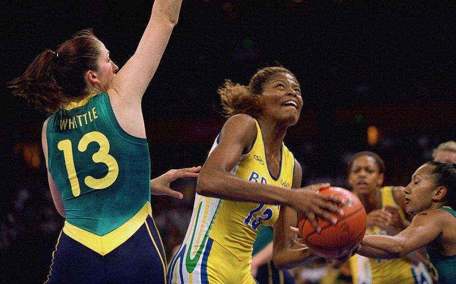 Alessandra é uma das atrações da 3ª edição do Salvador Maxxi Basketball