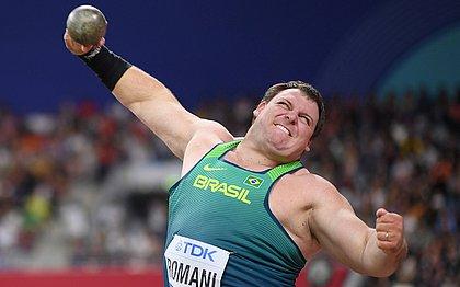 Brasileiro ficou em quarto lugar e não conseguiu faturar uma medalha