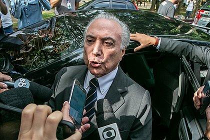 Alexandre de Moraes anula decisão da Lava Jato contra o ex-presidente Temer