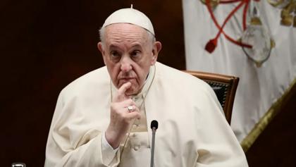 Papa Francisco volta a condenar aborto: 'é homicídio'