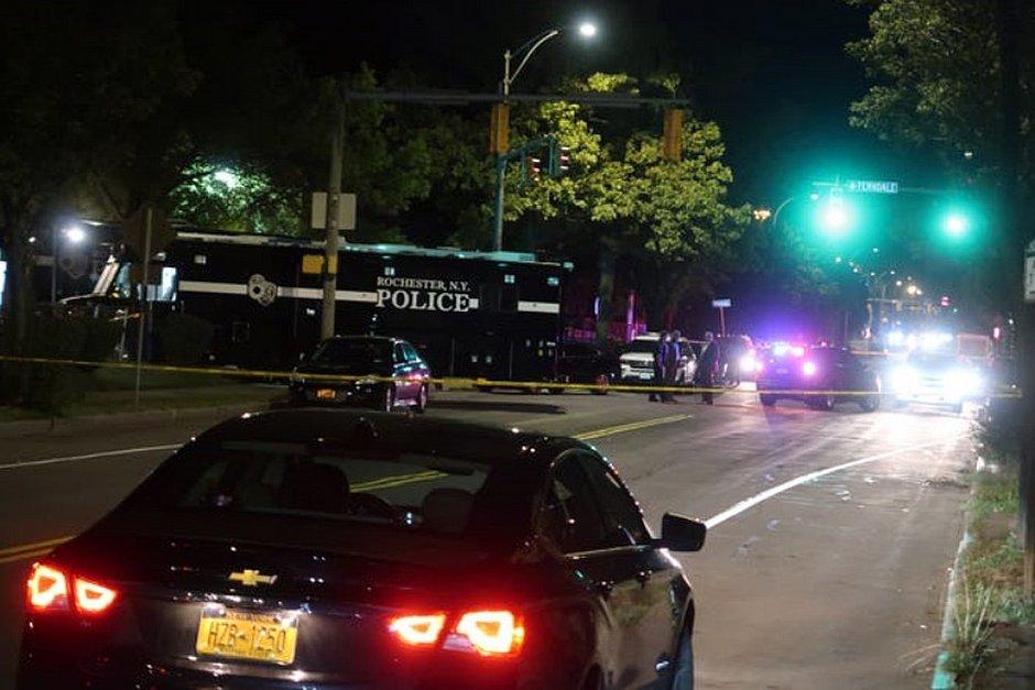 16 são baleados em festa no estado de Nova York; 2 morrem