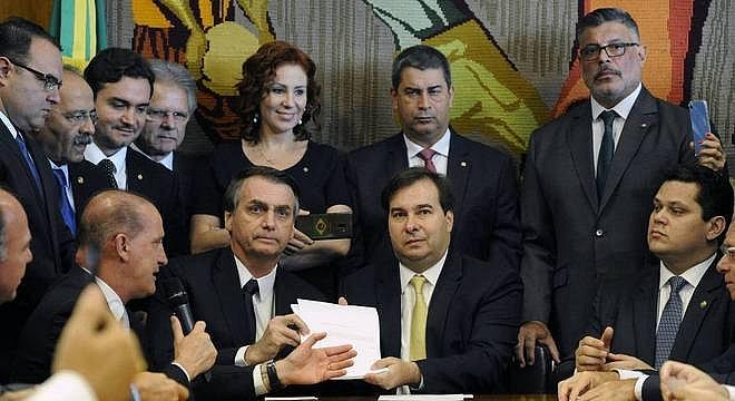 Bolsonaro: 'faltam ainda uma reforma administrativa e uma tributária'