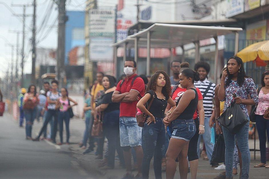 Salvador confirma 262 casos de pacientes com coronavírus