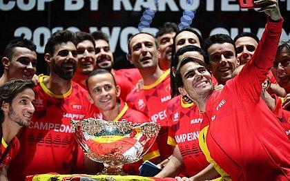A Espanha é a atual campeã da competição