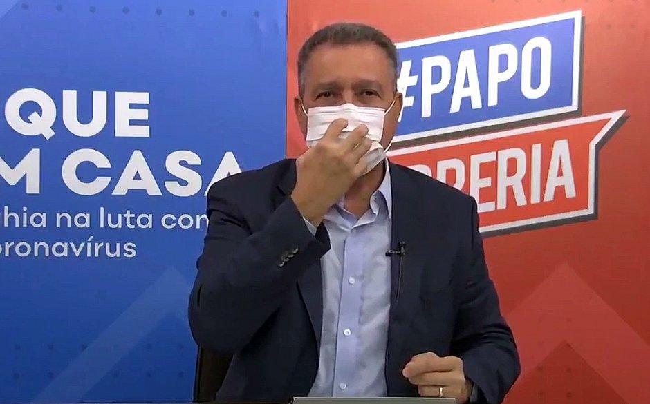 'Mais um erro', diz Rui Costa sobre briga política no uso de remédios contra a covid-19