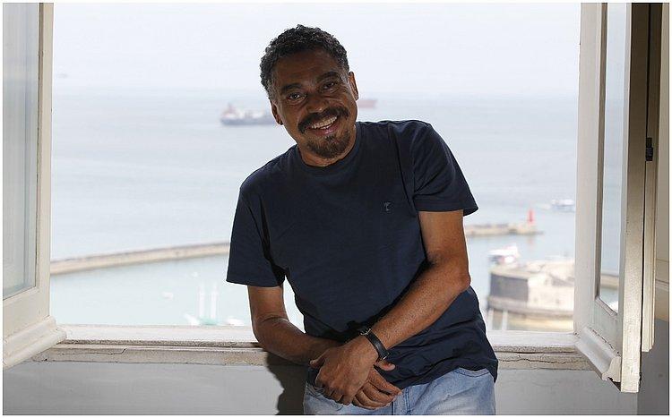 """Jorge Portugal, um """"letrista de muito alto nível"""", como afirmou Caetano"""