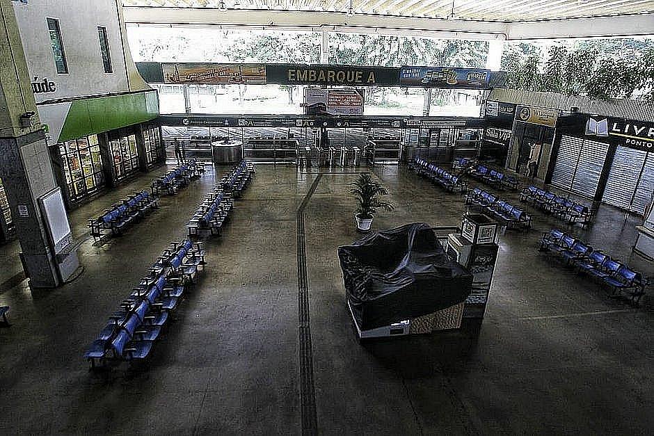 Bahia tem 18 municípios com transporte suspenso; total chega a 309
