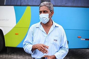 Cícero Silva lamentou a maneira como foi informado da decisão da empresa