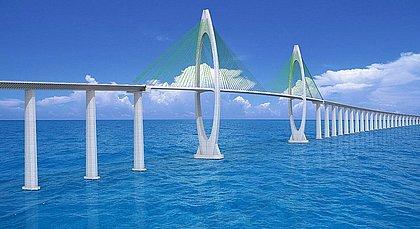 Consórcio chinês vence leilão para construção da ponte Salvador/Itaparica
