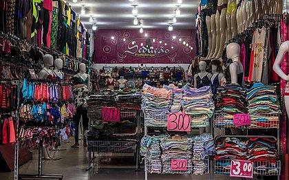 Vestuário ainda é atividade com pior desempenho no setor