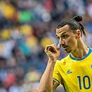 Ibrahimovic não vai jogar a Copa do Mundo