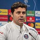 """""""Dá para sentir a emoção em todos no clube"""", comentou Pochettino"""