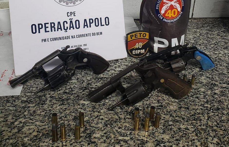Suspeitos de assaltos no Horto Florestal morrem em troca de tiros com a PM; veja vídeo