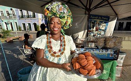 Pelourinho terá programação especial em homenagem ao Dia da Baiana de Acarajé