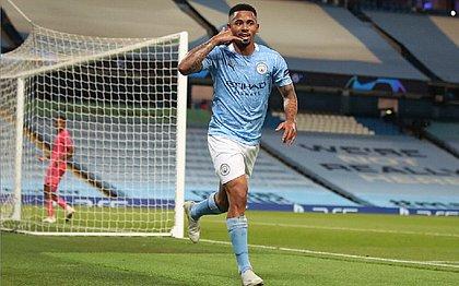 Gabriel Jesus deu assistência e fez gol no duelo contra o Real Madrid