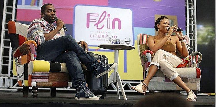 Lázaro Ramos e Luedji Luna abrem Festival Literário Nacional em Cajazeiras