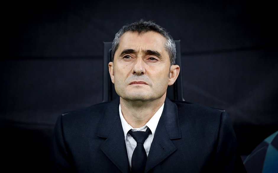 Barcelona demite Valverde e anuncia Setién como novo treinador