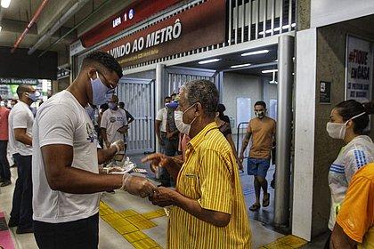 Ação da Associação Comercial da Bahia teve apoio da Semob