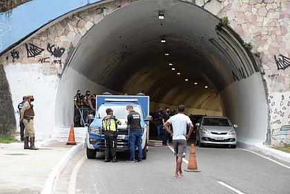 Acidente que vitimou Hendel ocorreu no túnel da avenida Centenário