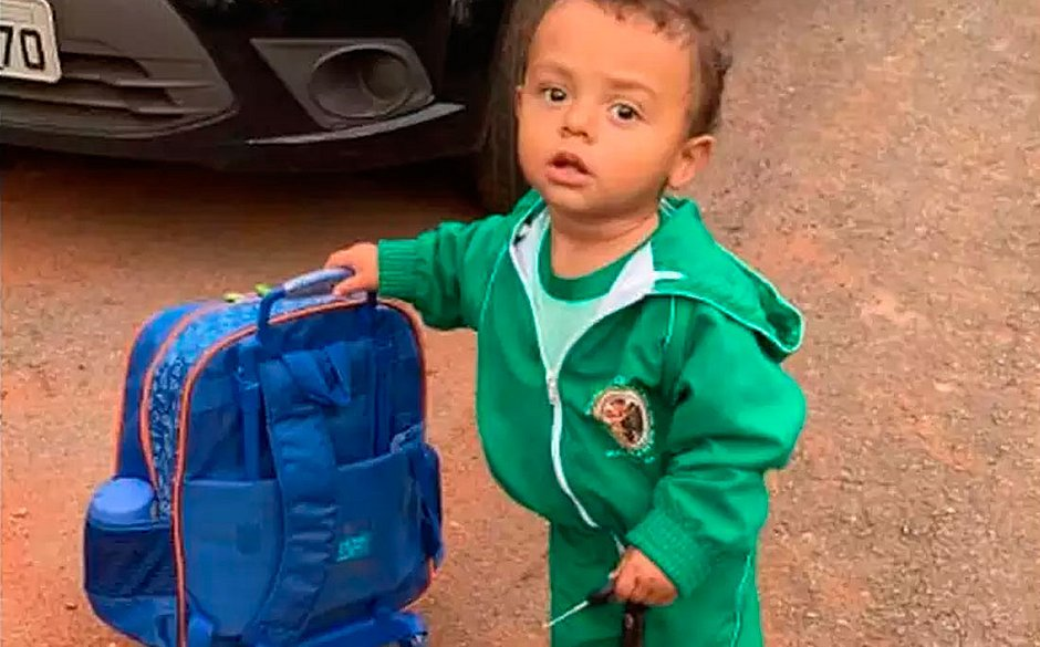 Exame confirma que corpo achado na BA é de bebê morto pelo pai