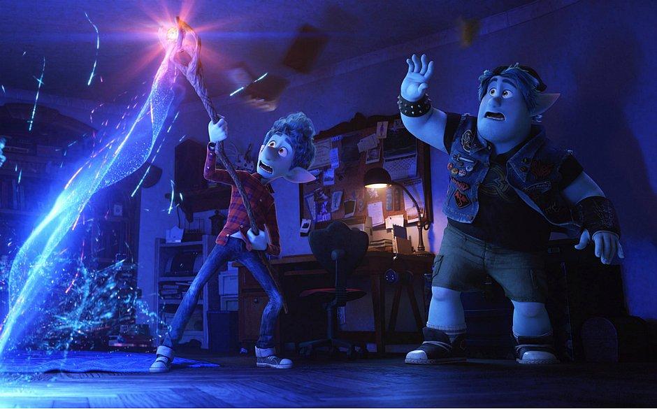 Dois Irmãos, da Pixar, fala sobre amadurecimento e cumplicidade