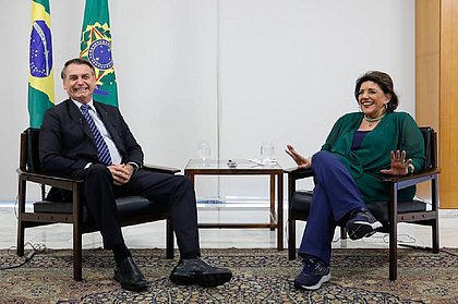 Leda Nagle se desculpa após divulgar fake news de que Lula mataria Bolsonaro