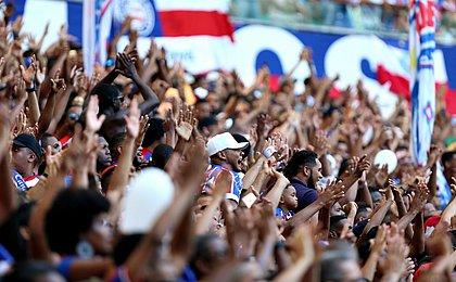 Bahia inicia venda de ingressos para semifinal do Baianão