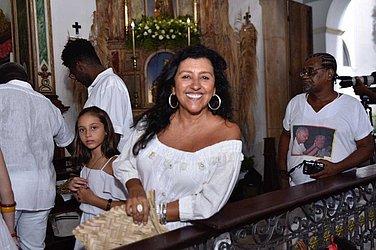 A vovó Regina Casé