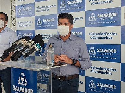 Brotas e Cosme de Farias passam a ter medidas restritivas, anuncia Neto