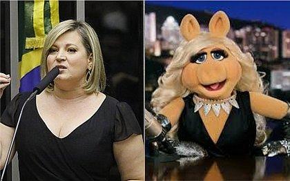 Disney não autorizou Joice Hasselmann usar 'Os Muppets' em campanha eleitoral