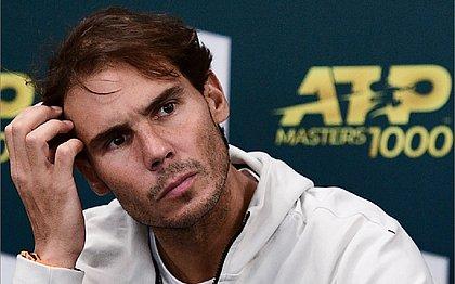 Nadal não garante estar 100% para disputar o ATP Finals