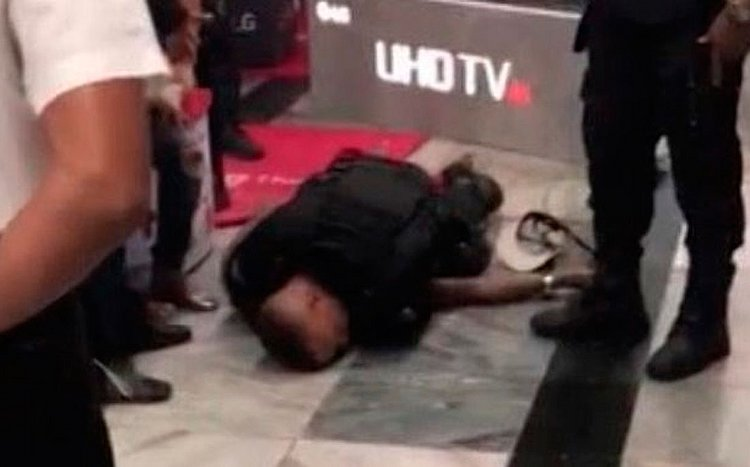 Segurança que asfixiou jovem reafirma que vítima pegou sua arma