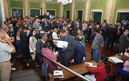 Câmara aprova projeto que delimita bairros de Salvador