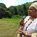 Mãe Jaciara destacou a necessidade de denunciar os casos de intolerância