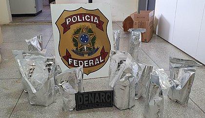 Polícia Federal apreende 12 kg de metadona em Juazeiro e Petrolina