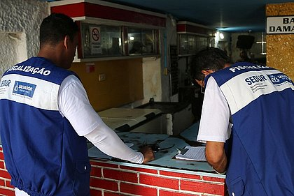 Com medidas restritivas, São Marcos tem 42 estabelecimentos interditados pela Sedur