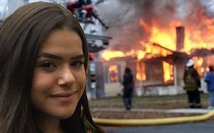 Maisa faz 18 anos e finalmente fala palavrão: 'quem não gostou, vai tomar no c*'