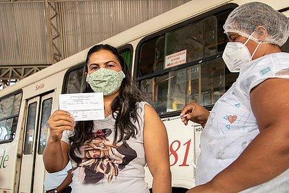 Vacinômetro: Bahia tem mais de 6 milhões de vacinados com ao menos uma dose
