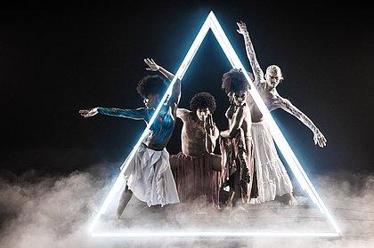 Afro Fashion Day: elementos da natureza são representados com dança, luz e arte em teaser